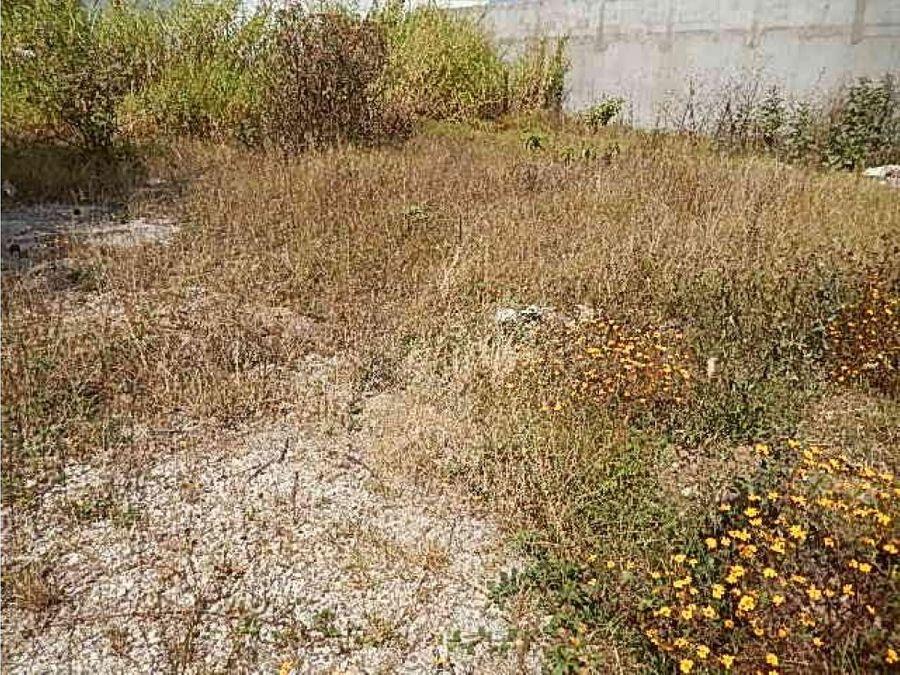 terreno en condominio jardines de san isidro