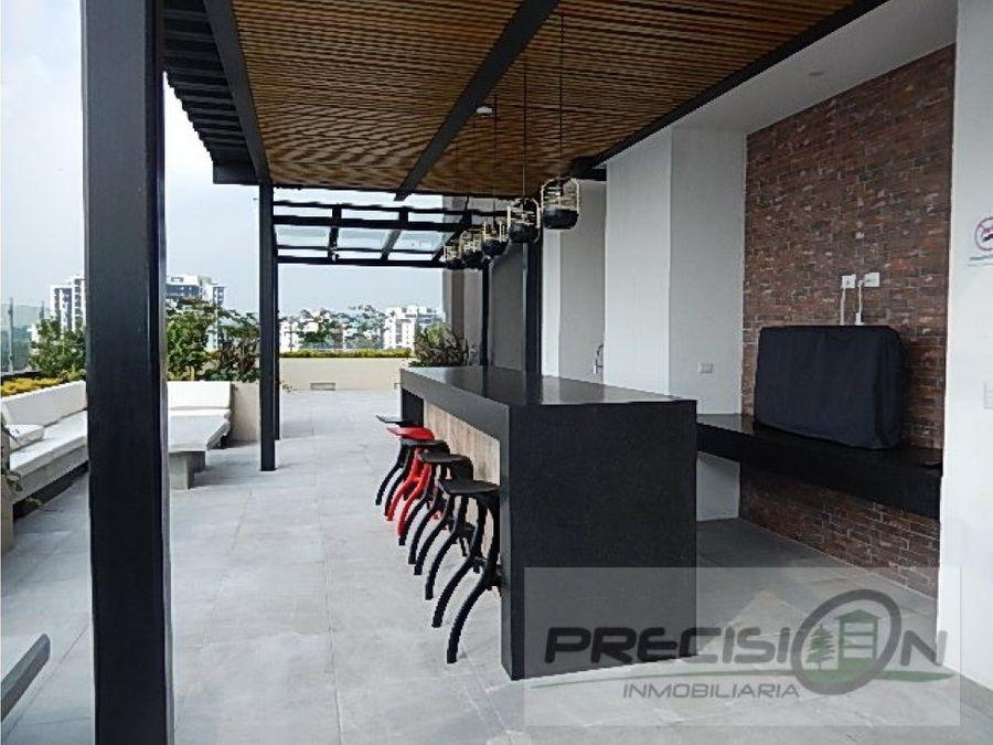 apartamento en venta zona 15 edificio avenik