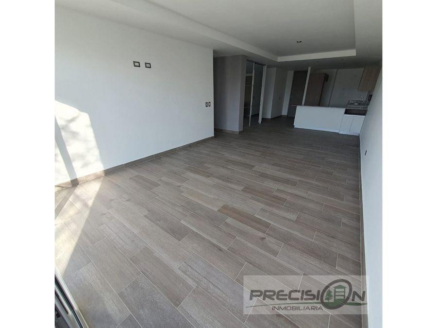 apartamento en alquiler zona 15 edificio brickell