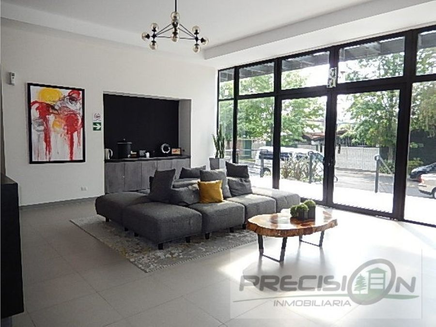 apartamento en alquiler zona 15 edificio avenik