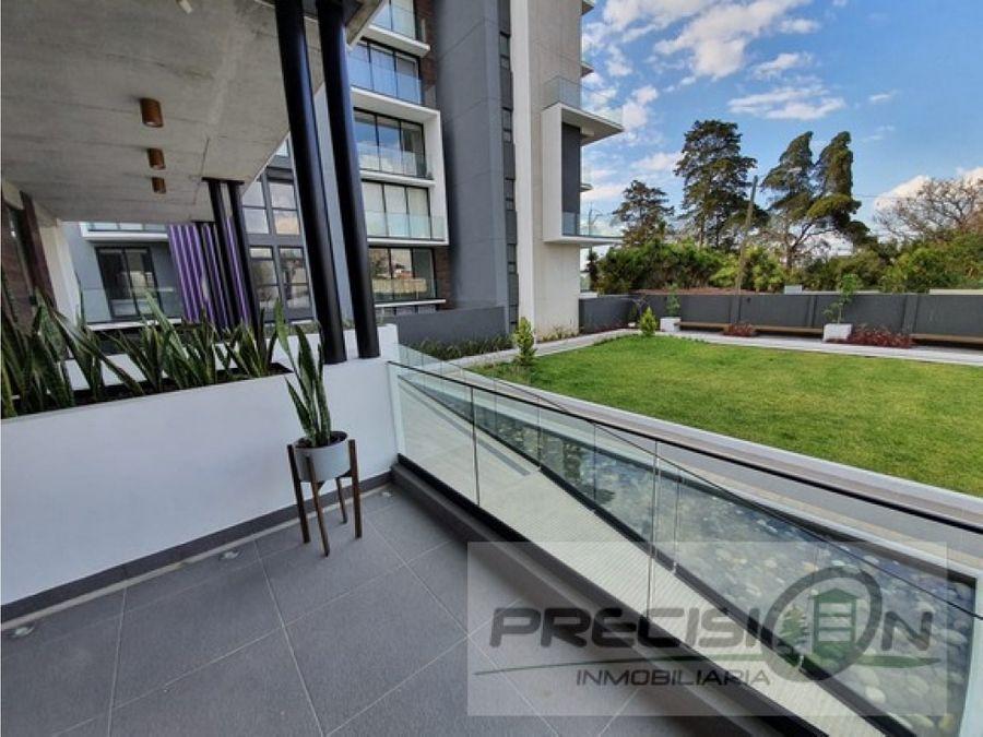 apartamento nuevo en venta zona 15 condominio epic 15