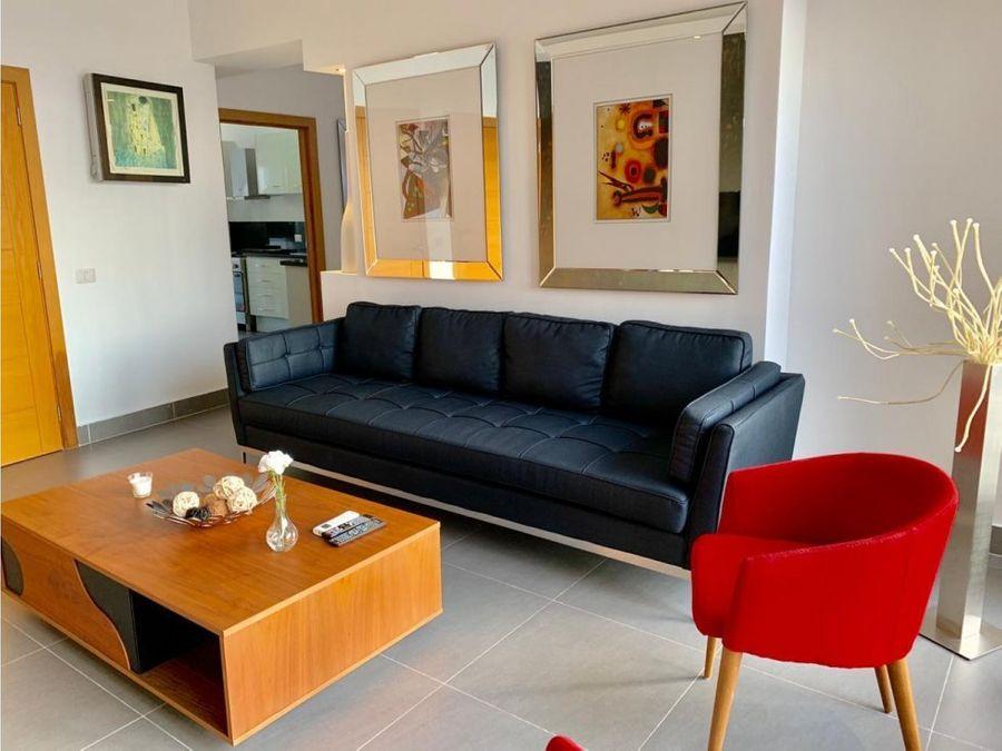 venta de apartamento en piantini santo domingo