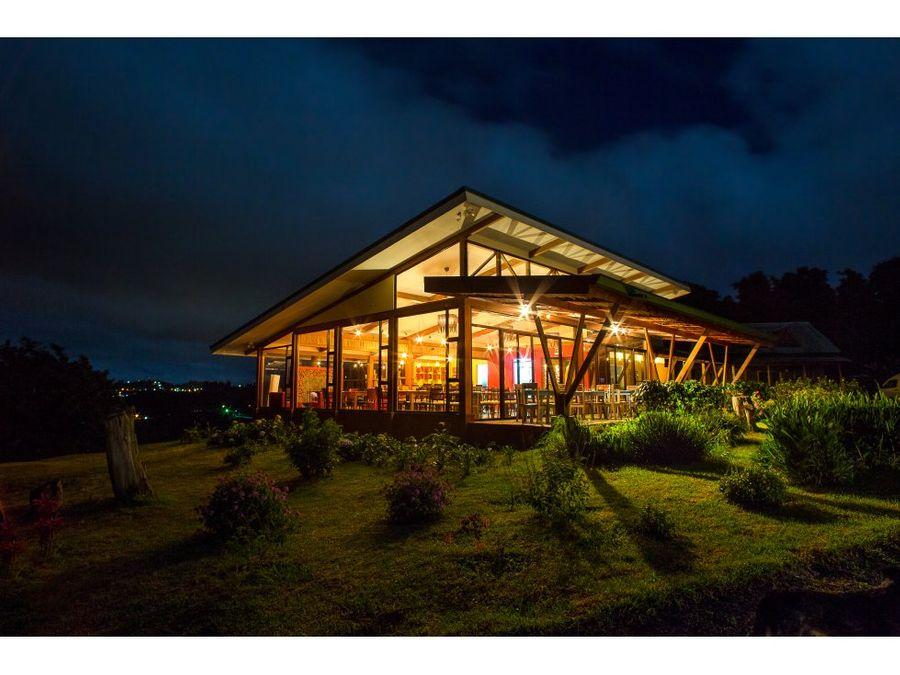 chayote lodge restaurant