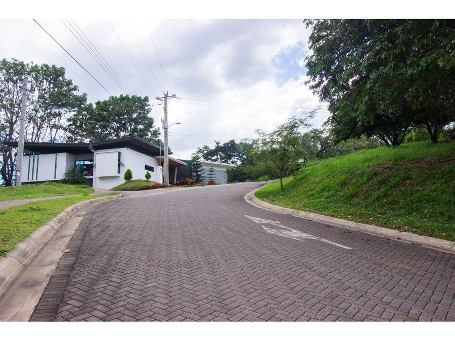 lote en venta naranjo condominio hacienda natura