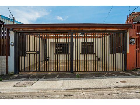 se vende residencial el portillo turrucares alajuela