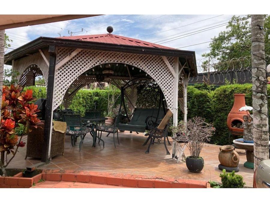casa gazebo se vende san rafael de escazu