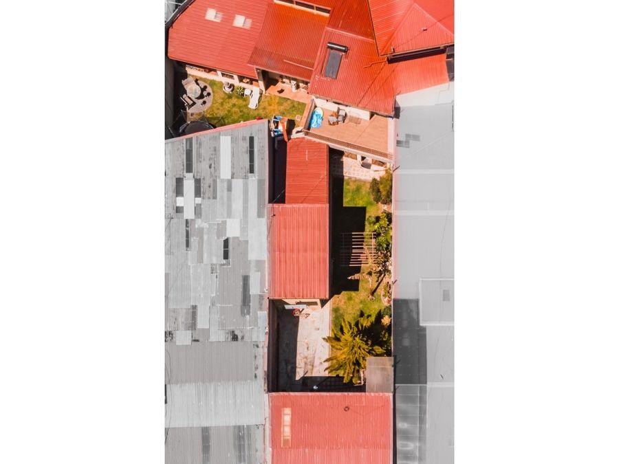 se vende propiedad residencial y comercial en goicoechea
