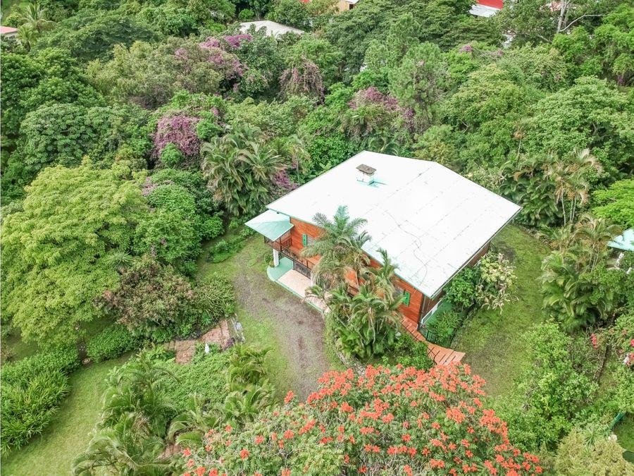 villa escazu gardens