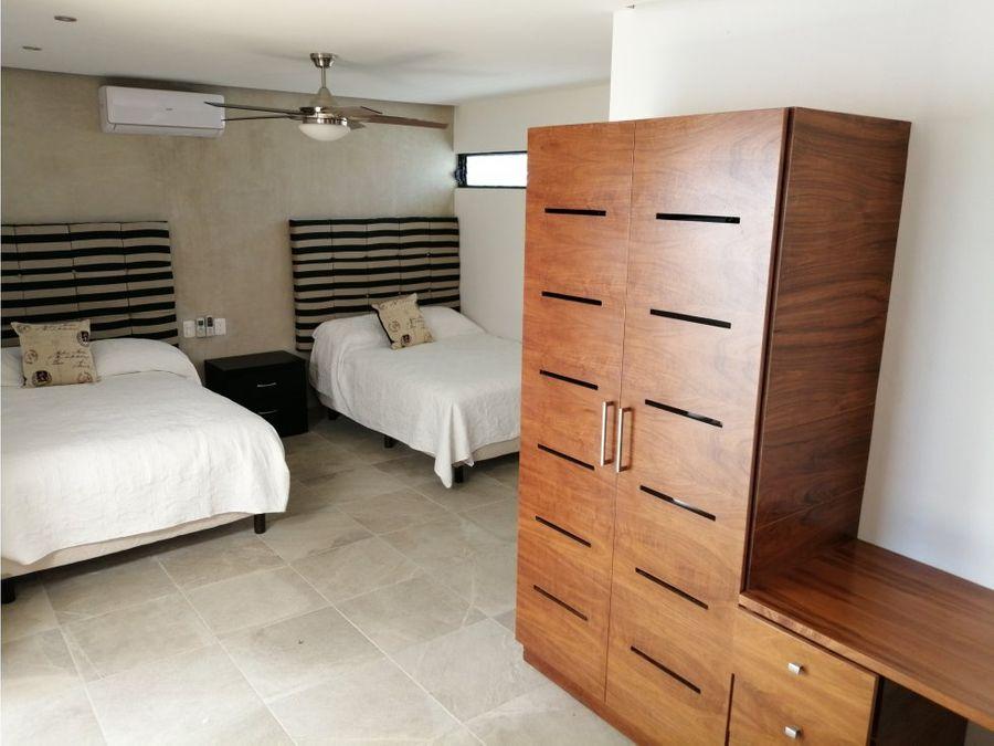 departamento tzenot 2 habitaciones 2 banos