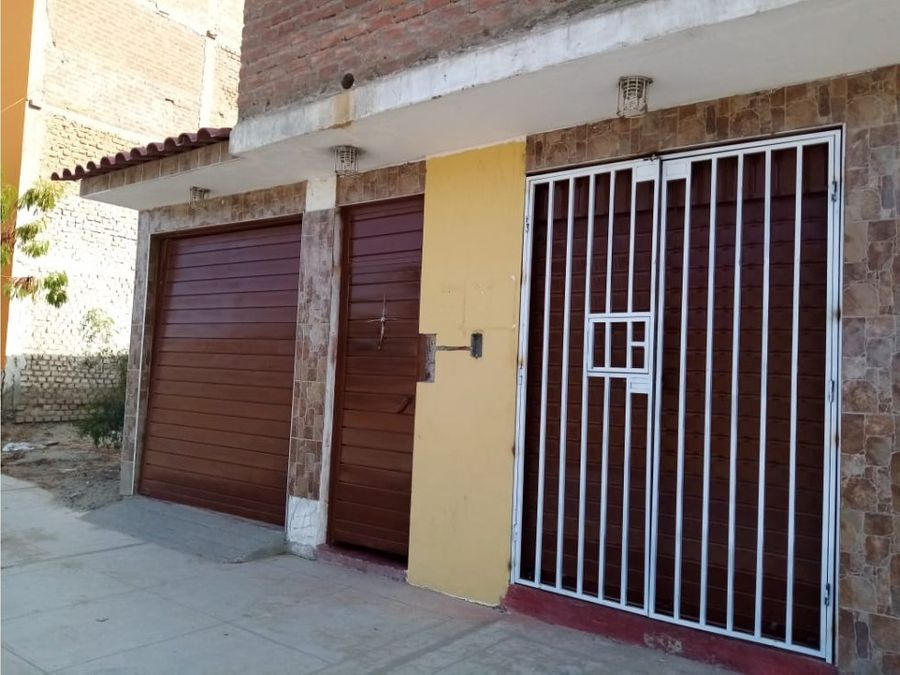 alquilo casa local en av santiesteban