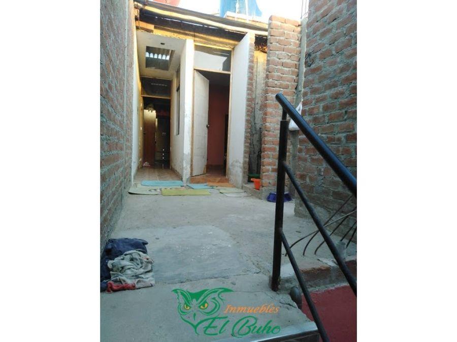 vendo casa en avenida casuarinas portales