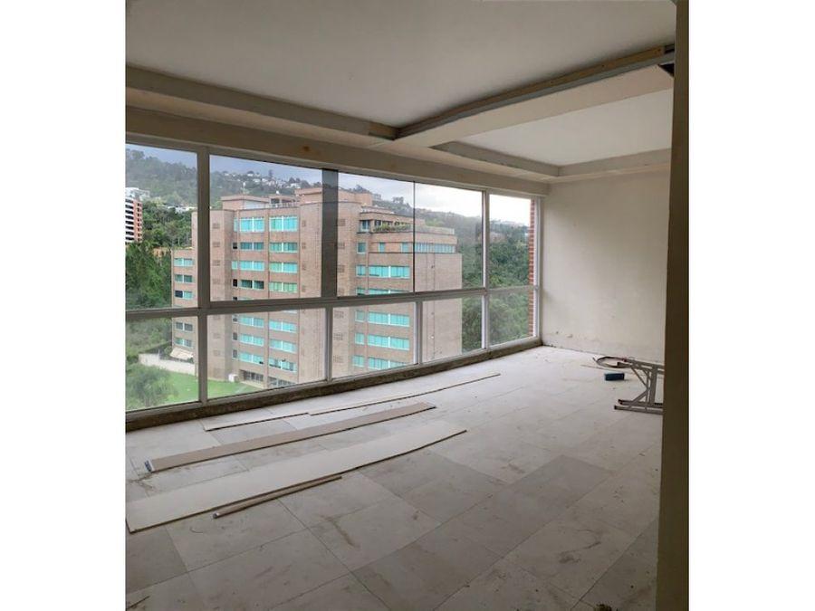 practico apartamento en el solar del hatillo