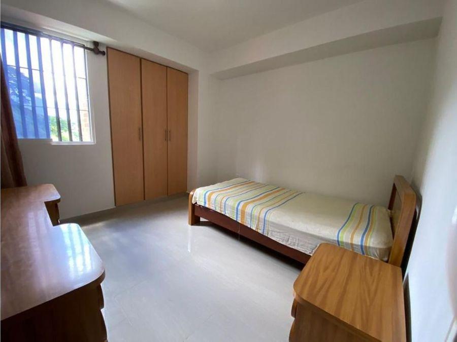 excelente apartamento en la bonita