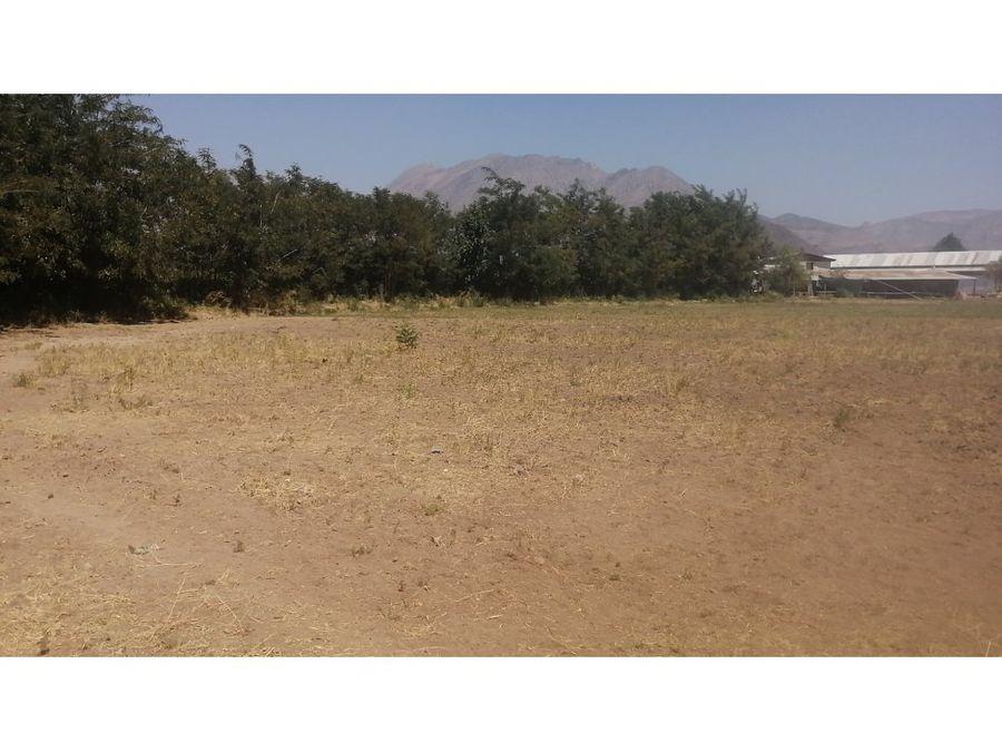 gran terreno sector pocuro