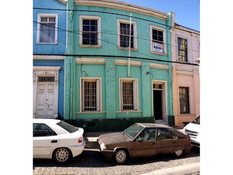 valparaiso cerro alegre casona