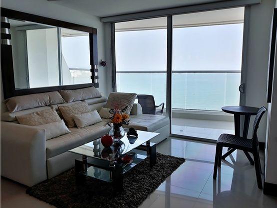 apartamento frente al mar en bocagrande