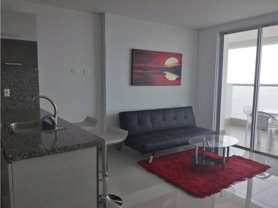 apartamento en venta bocagrande palmetto beach 1 alcoba