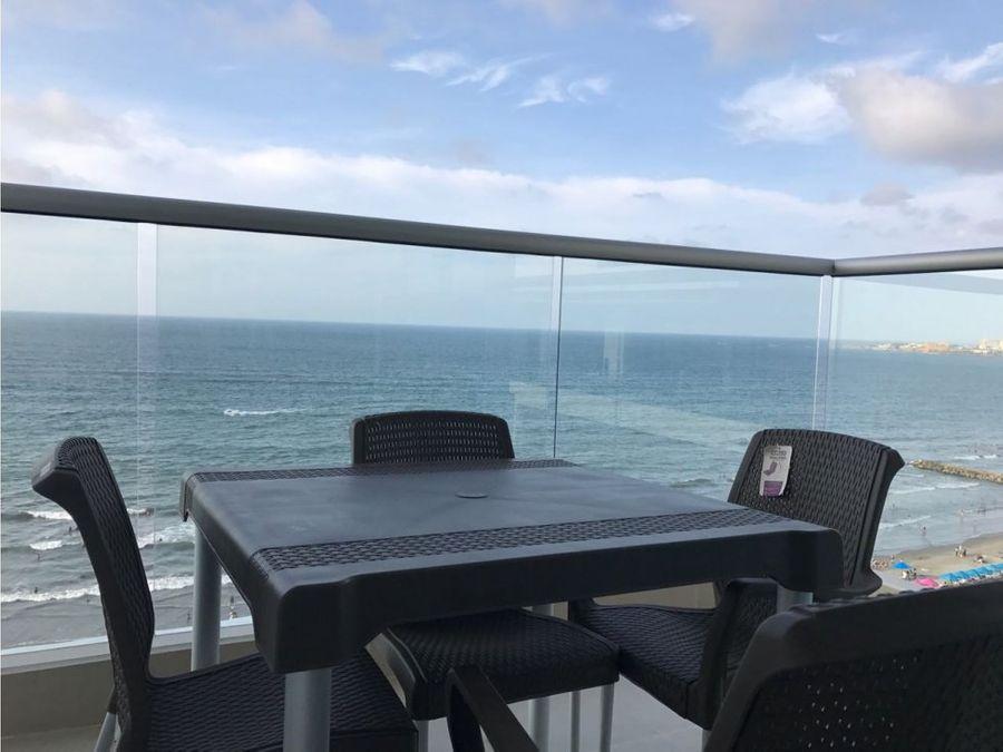 apartamento palmetto beach 3 alcobas