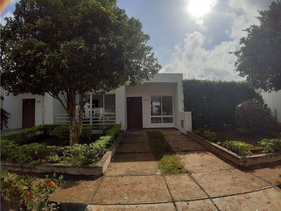 casa en venta turbaco urb prado verde