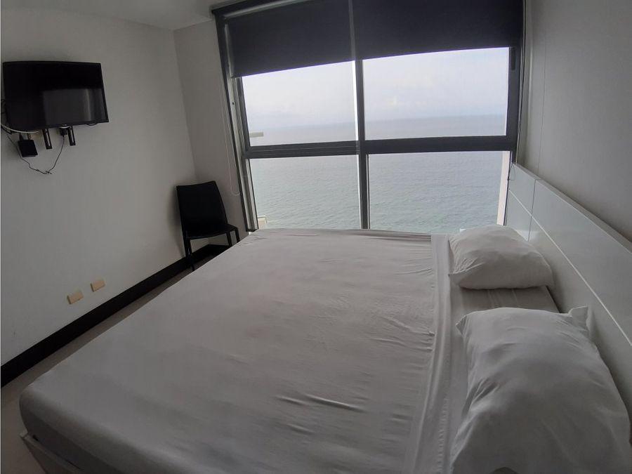 turistico apartamento 3 habitaciones bocagrande