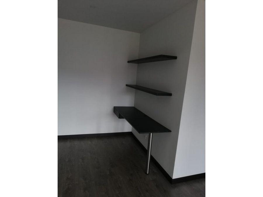 se vende apartaestudio chia avenida pradilla