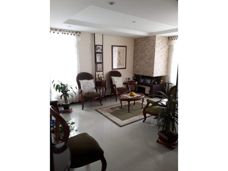 se vende casa en conjunto el poblado chia