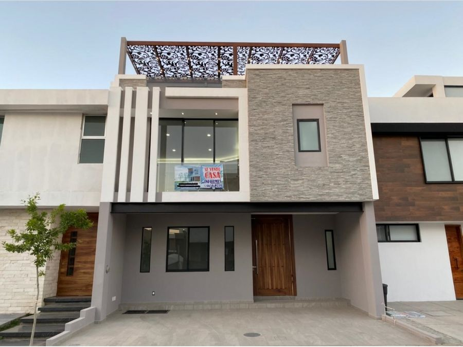 casa 57 roof garden coto fontee solares