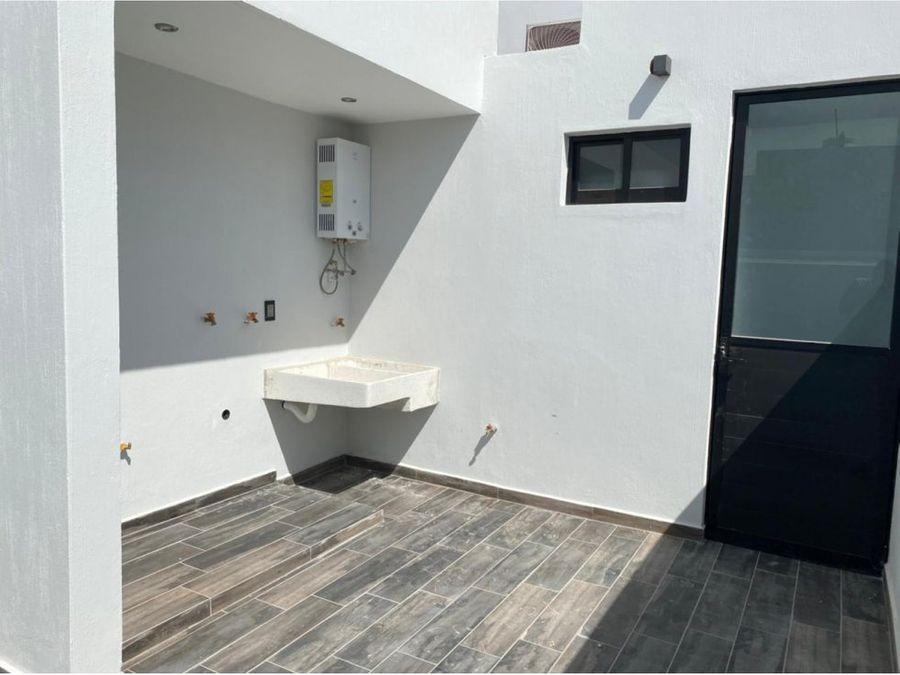 casa 92 con roof garden en vitana residencial