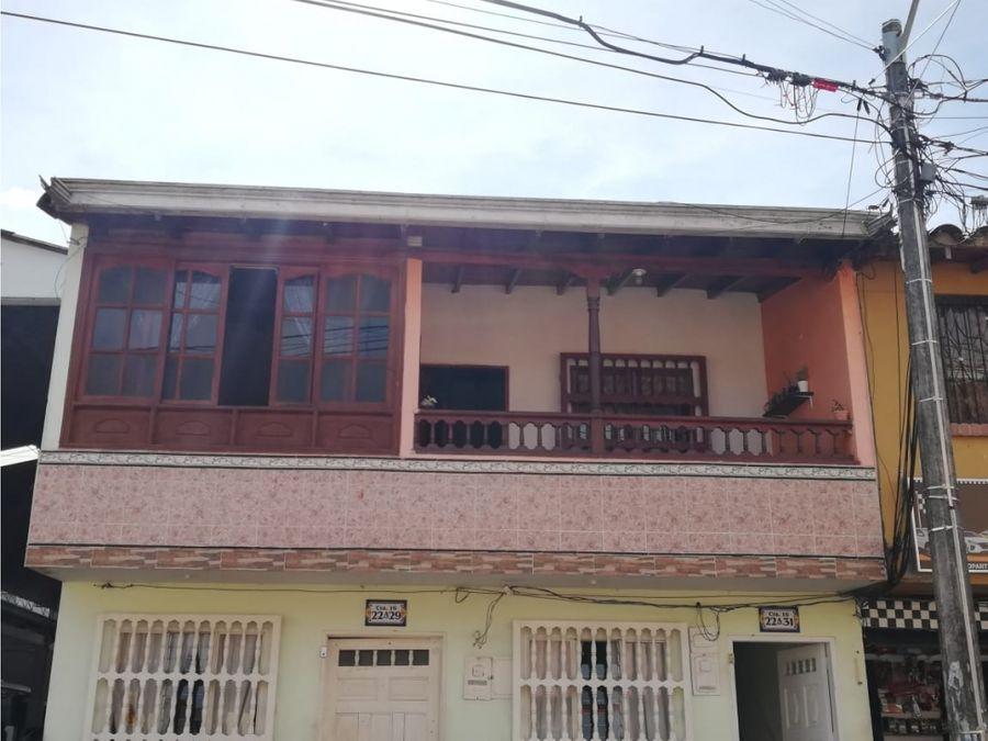 se vende casa segundo piso en la ceja