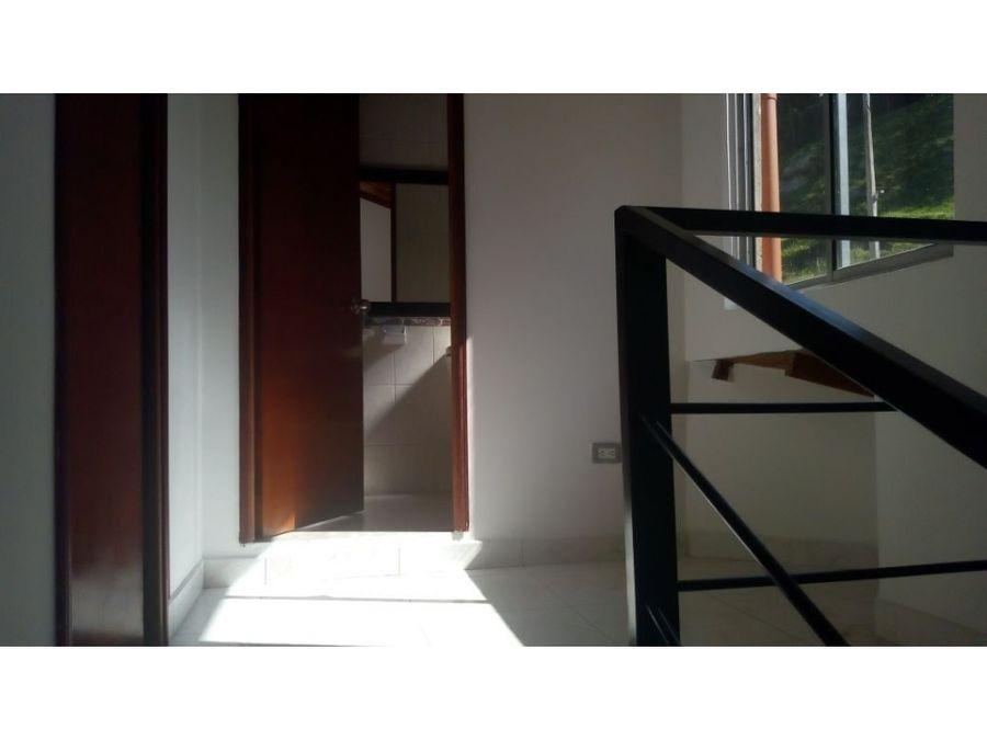venta casa unidad cerrada medelllin