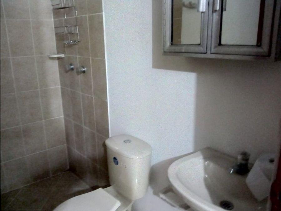 apartamento amoblado en arriendo barrio cristobal