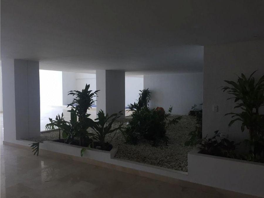 hermoso apartamento en venta en manga cartagena