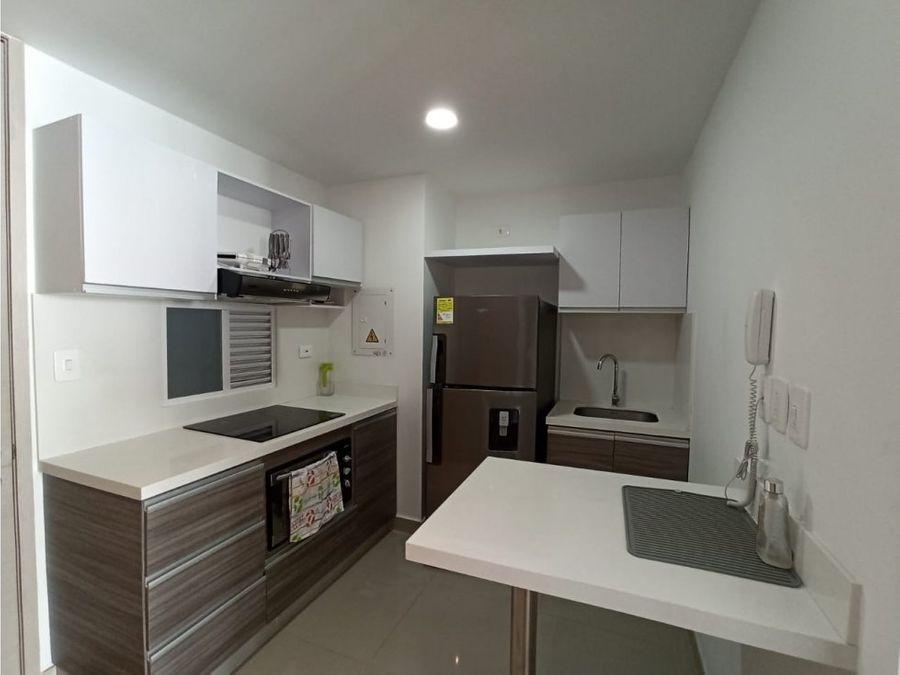 se vende apartamento en sector irotama