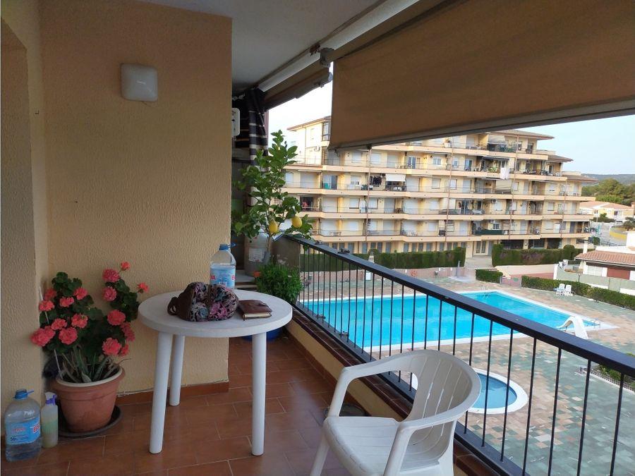 apartamento en calafell residencial masia la font