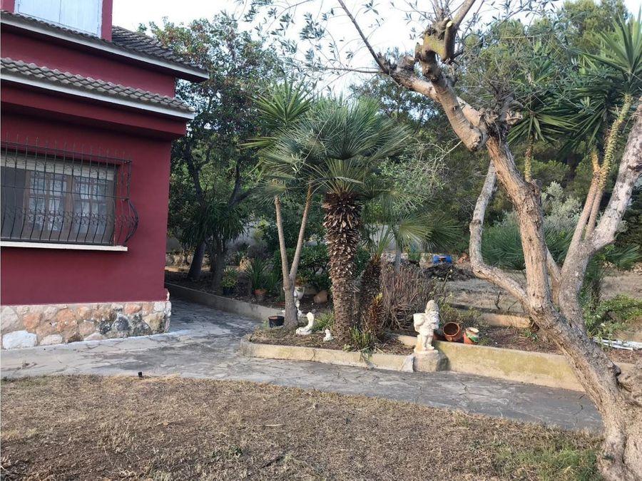 chalet en calafell park
