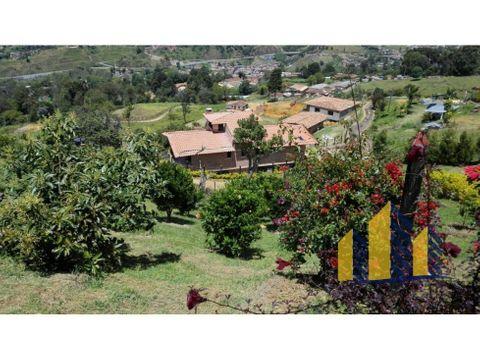 vendo casa finca en san cristobal