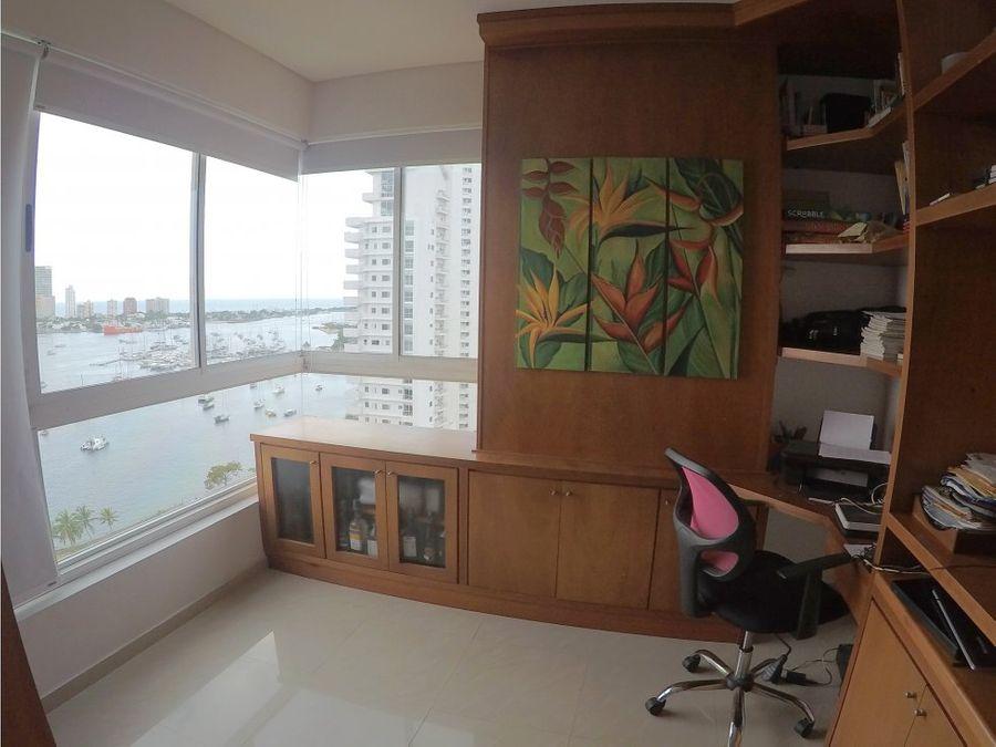 vendemos espectacular apartamento en manga
