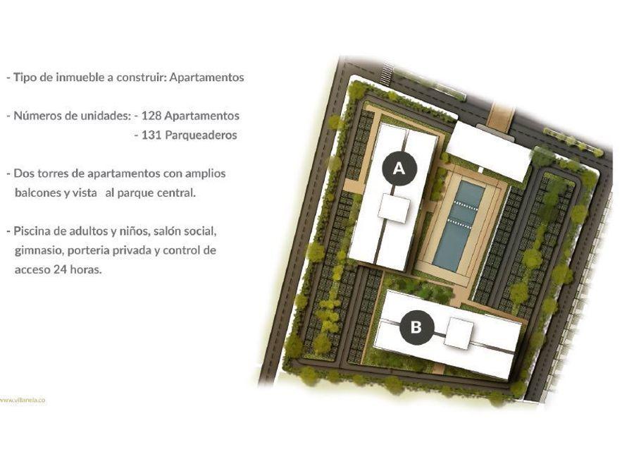 villanela condominio club apartamentos en venta en turbaco