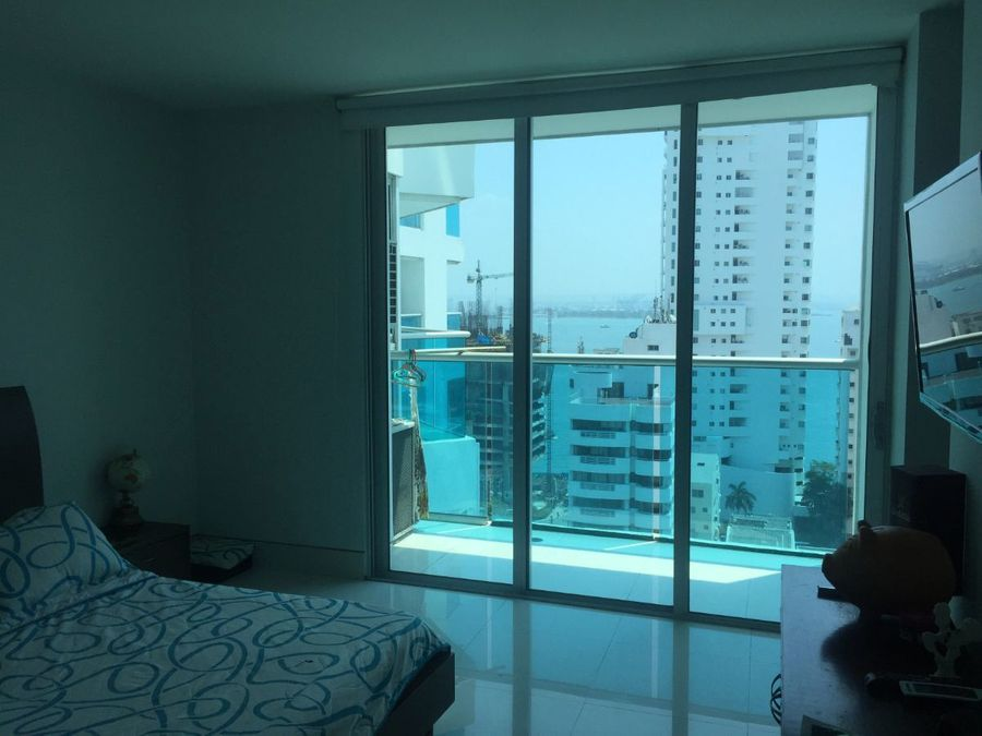 apartamento en venta cartagena bocagrande terrazas del mar