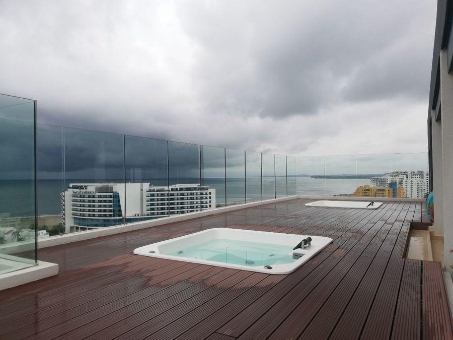 apartamento en venta en cartagena edificio ferrara cielo mar
