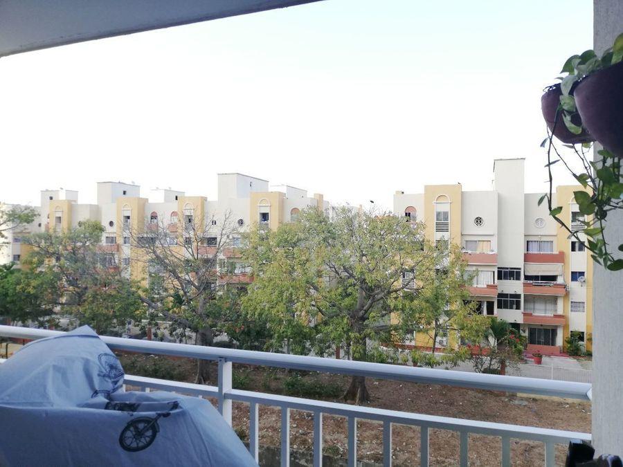 apartamento en venta en plazuela mayor santa monica cartagena