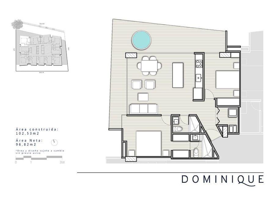 edificio dominique apartamentos en venta en cielo mar cartagena