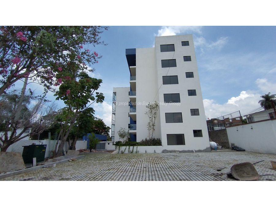 departamento en venta en cuernavaca penthouse 501