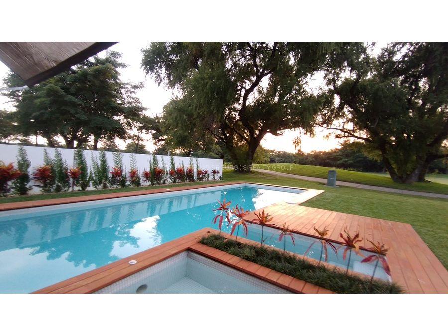 85000000 casa en venta en paraiso country club