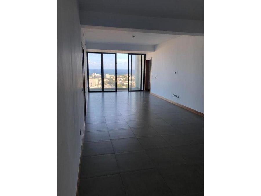 apartamento en venta en bella vista 3hab vista al mar nuevo
