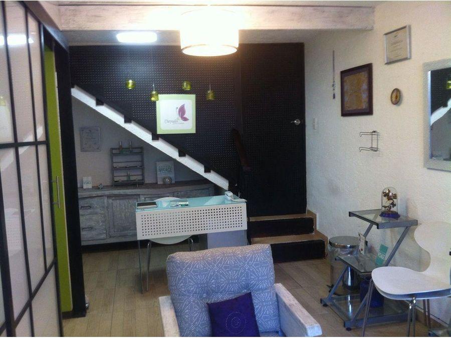 casa con uso de suelo en satelite consultorio dental independiente