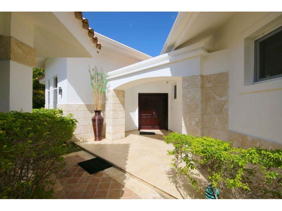 villa 3 hab vista al campo de golf piscina privada