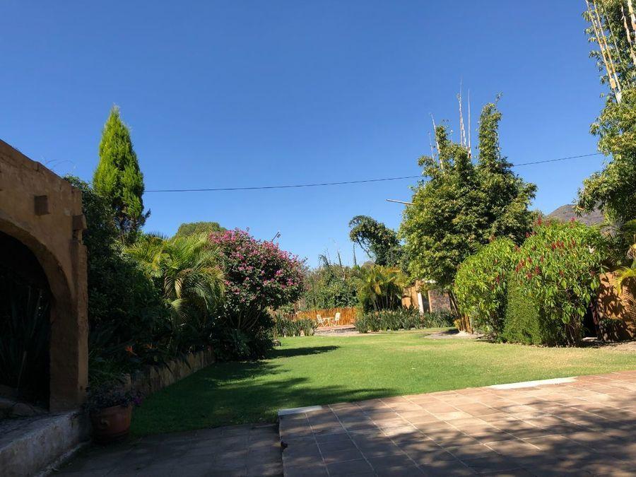 hermosa quinta en tepoztlan