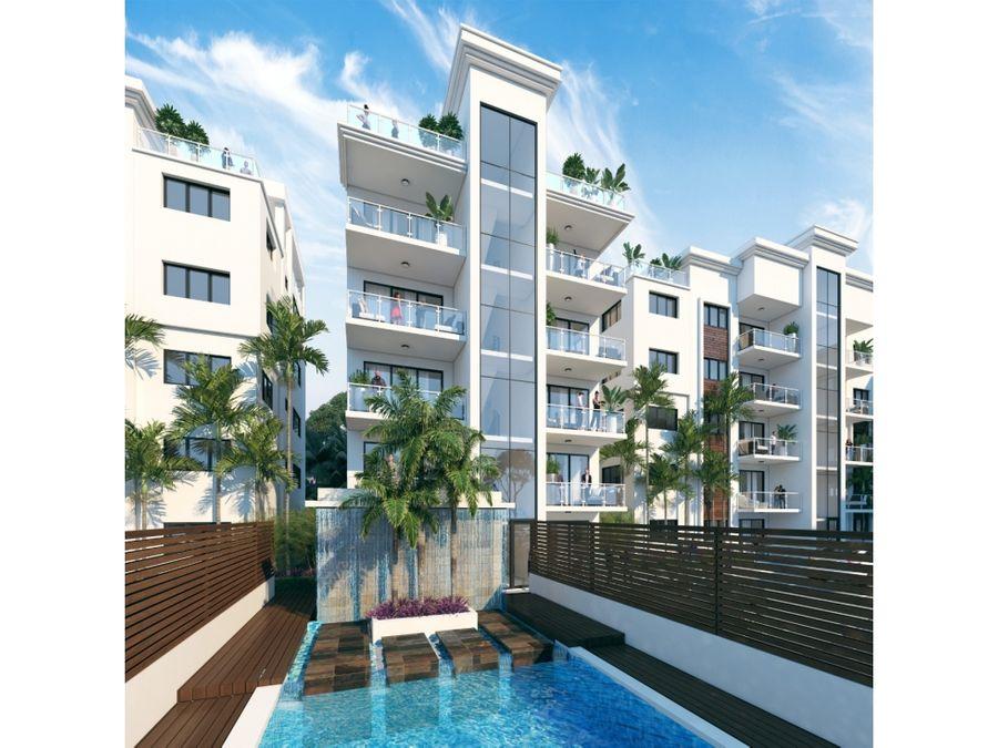 proyecto de apartamentos a desarrollarse en monte verde