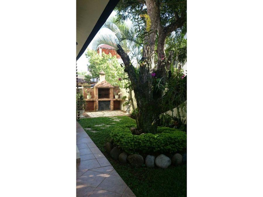 casa en venta en los samanes
